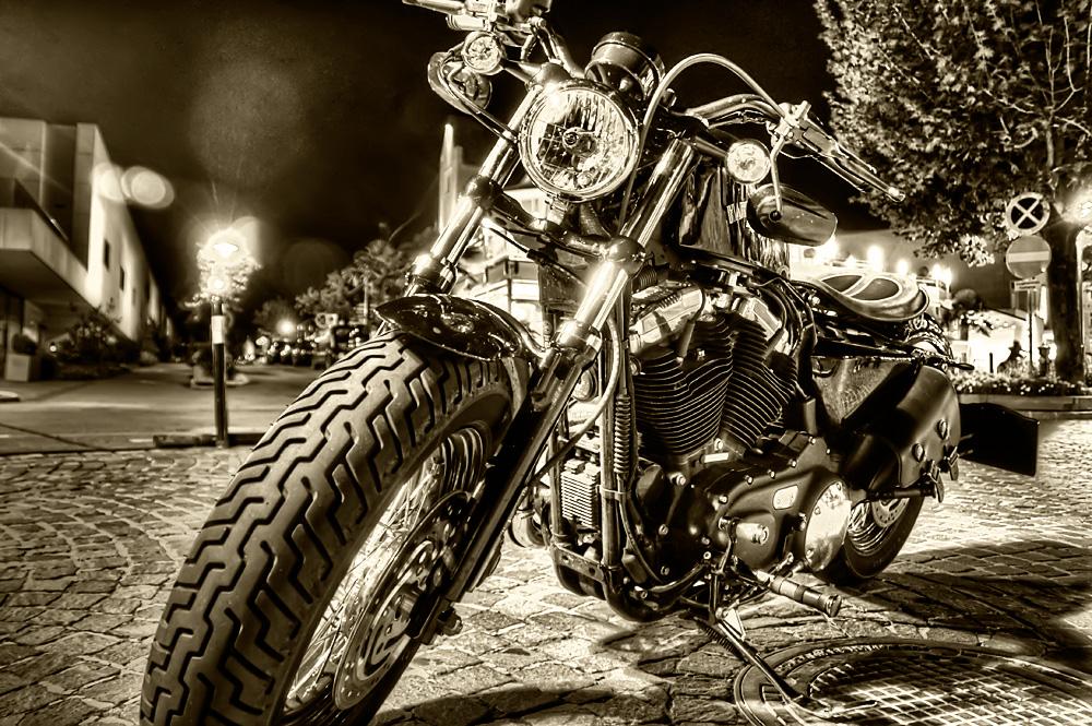 Great standing bike