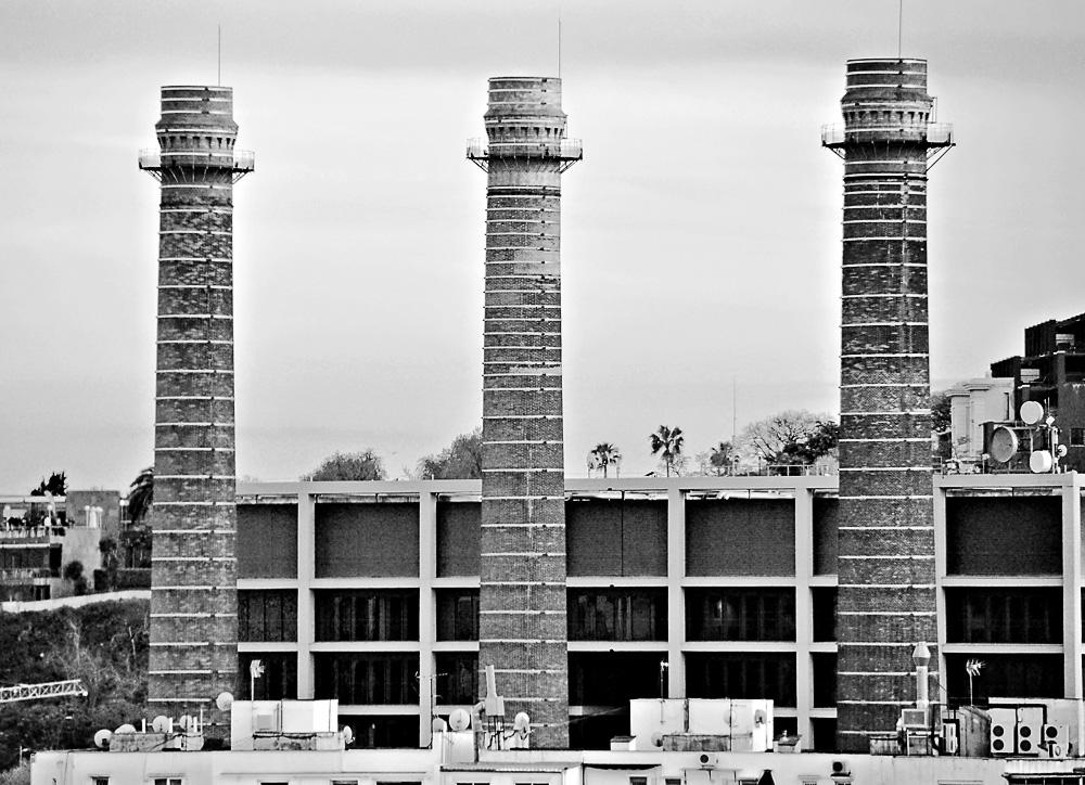 Industrial in Barcelona