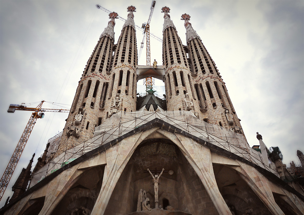 The most interesting monument of Barcelona