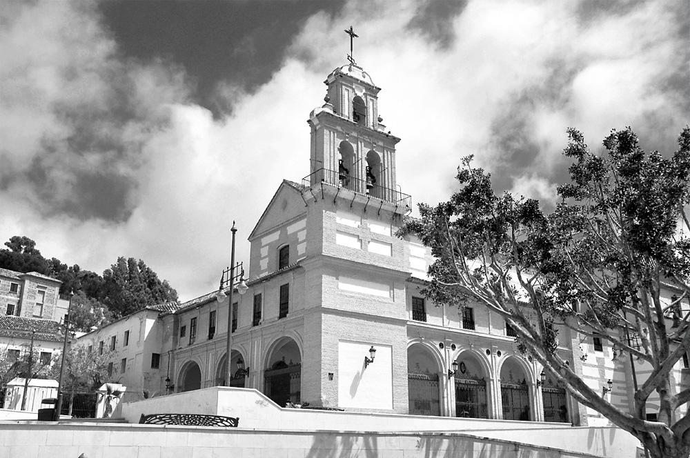 Malaga historical building