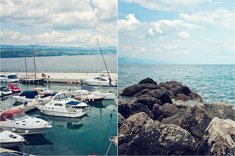 Beautiful Opatija