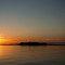 Sunset seen from Polinezia Umag