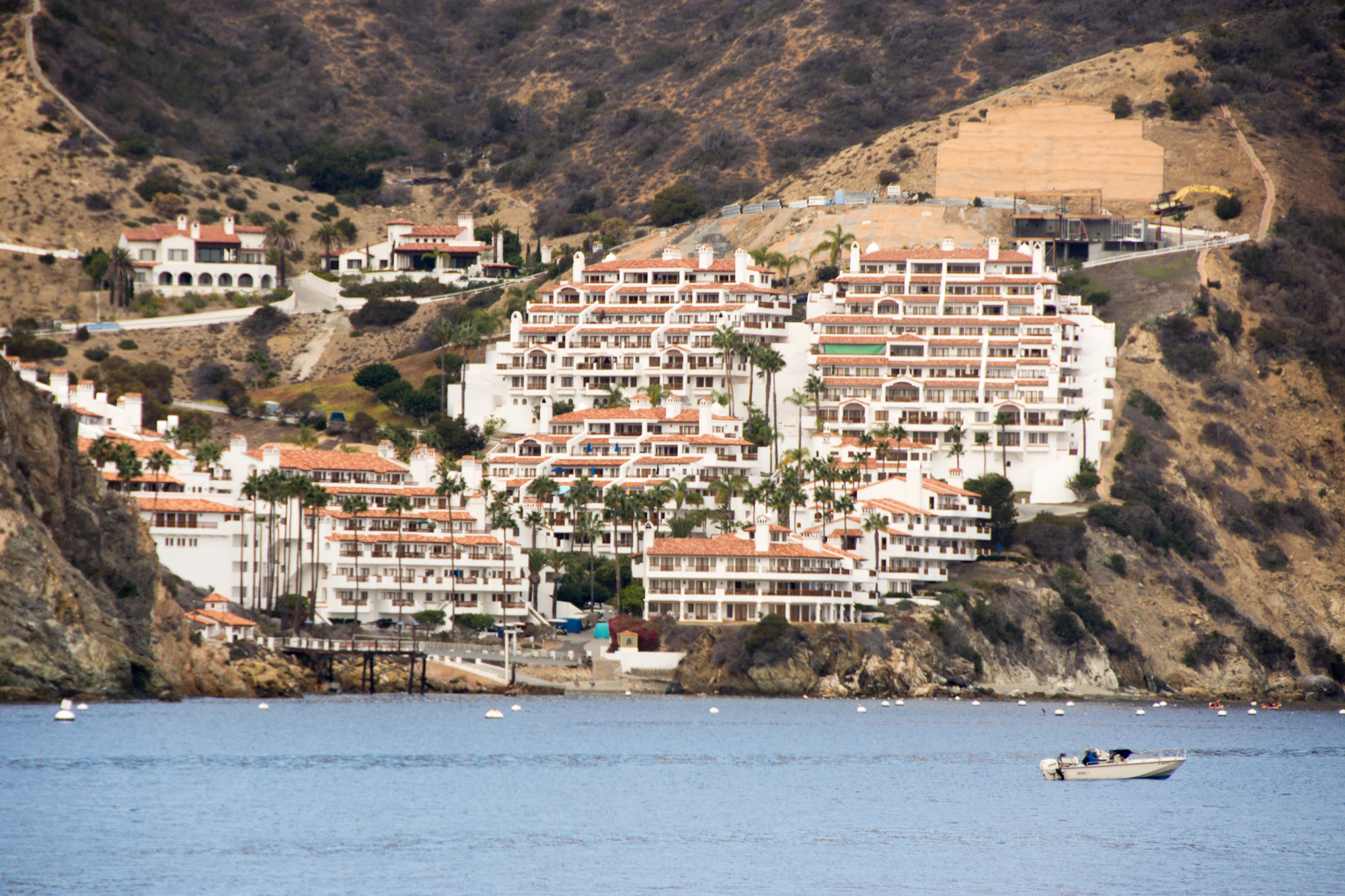 Avalon on Catalina Island